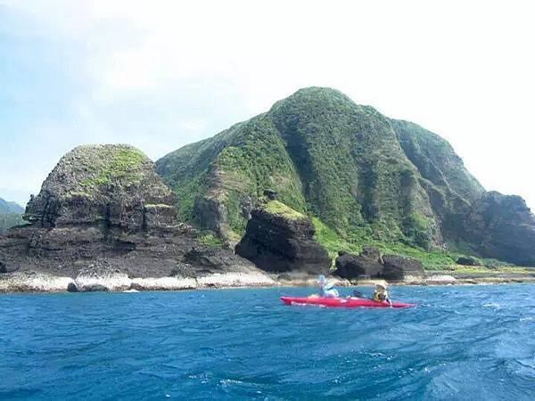 蘭嶼海洋獨木舟4
