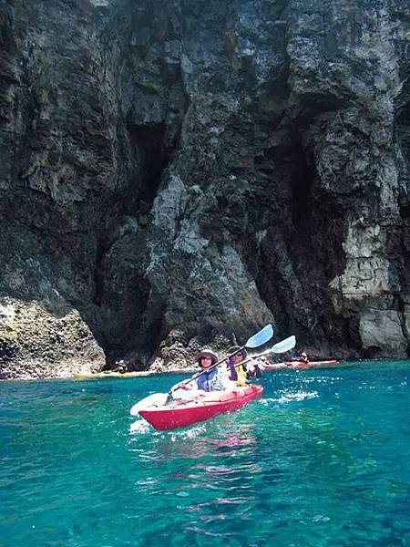 蘭嶼海洋獨木舟6