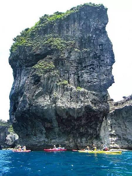 蘭嶼海洋獨木舟7