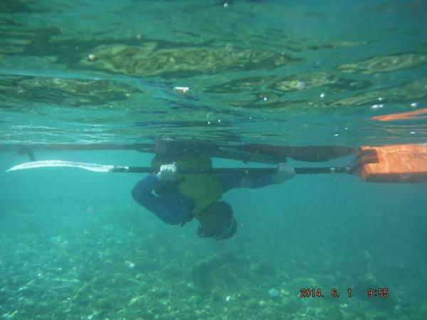 蘭嶼海洋獨木舟22
