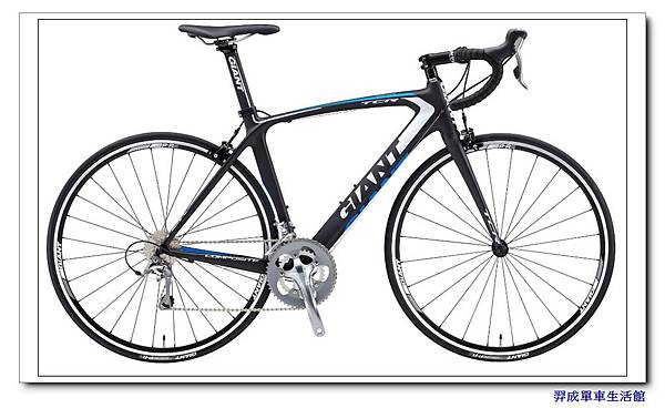2013 TCR C3 黑藍