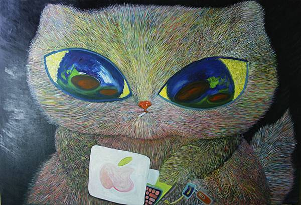 貓咪玩蘋果電腦130x194.jpg