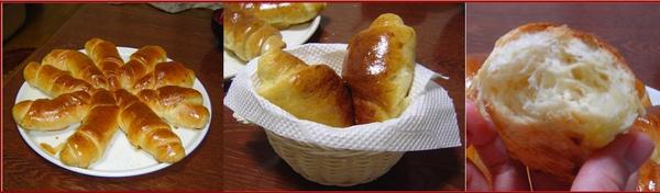 第一次手做麵包