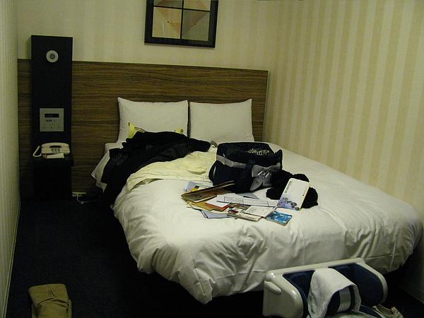 前兩晚住Lady's room, 有腳部按摩器呢!