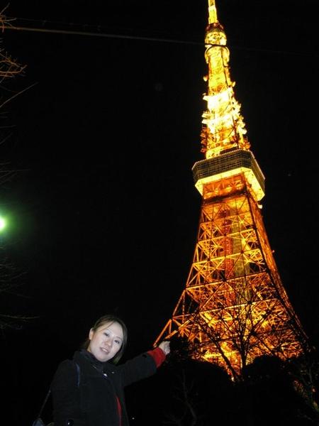 我和東京鐵塔