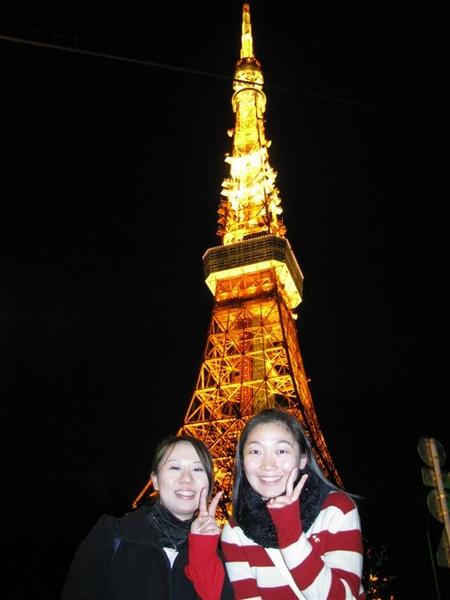 幫我們拍照的好像是台灣人