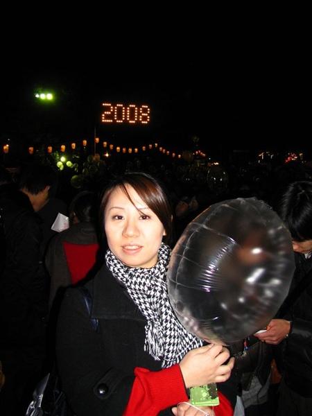 2008年, 氣球, 心願卡, 我