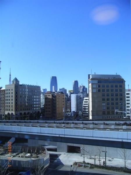 從窗外看出去的景色
