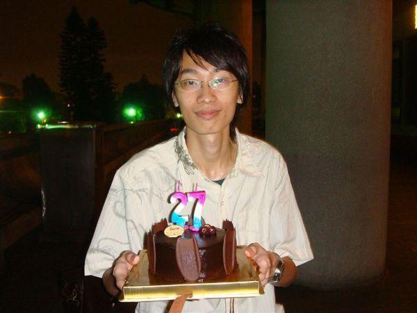 今天是我27歲生日