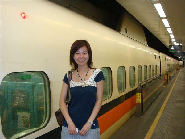 台南之旅從高鐵出發