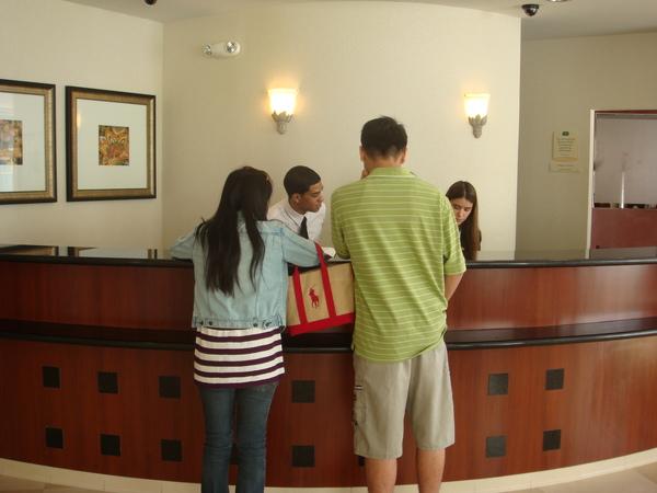 午餐後到第二天下榻的旅館先check in