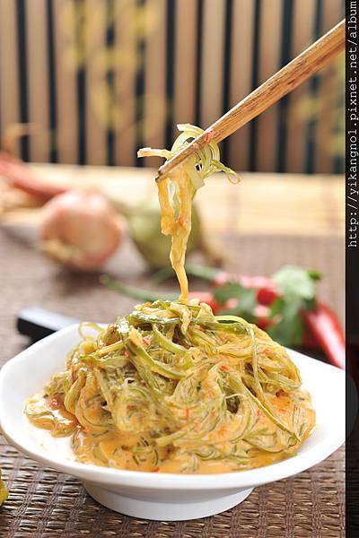 益康美食館-黃金海帶絲10(黃金海帶芽)