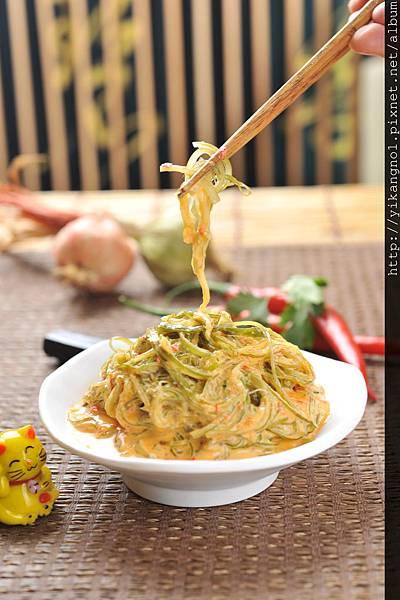益康美食館-黃金海帶絲11(黃金海帶芽)
