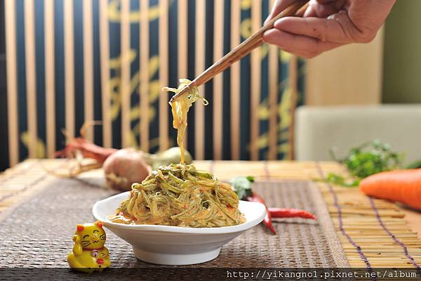 益康美食館-黃金海帶絲14(黃金海帶芽)