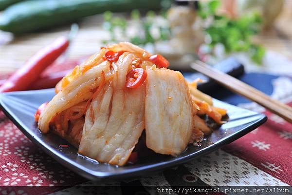 益康美食-招牌韓式泡菜1