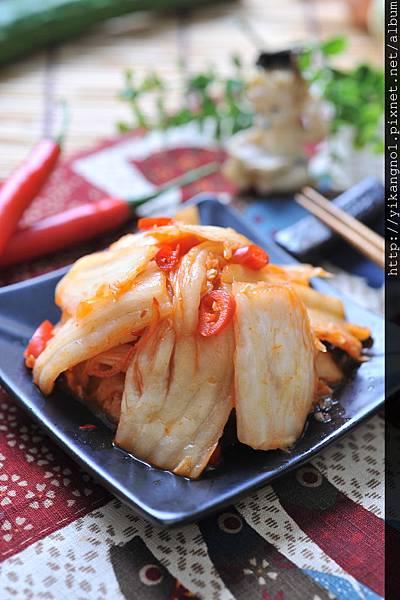益康美食-招牌韓式泡菜3