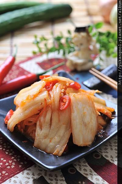益康美食-招牌韓式泡菜5