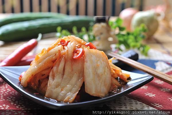 益康美食-招牌韓式泡菜6