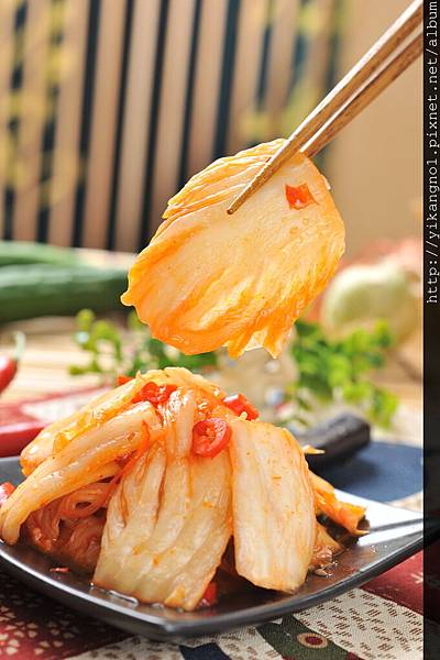 益康美食-招牌韓式泡菜8