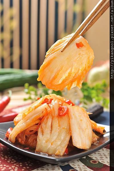 益康美食-招牌韓式泡菜9