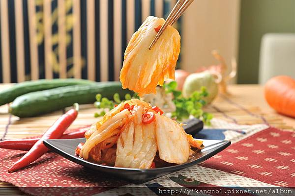 益康美食-招牌韓式泡菜10