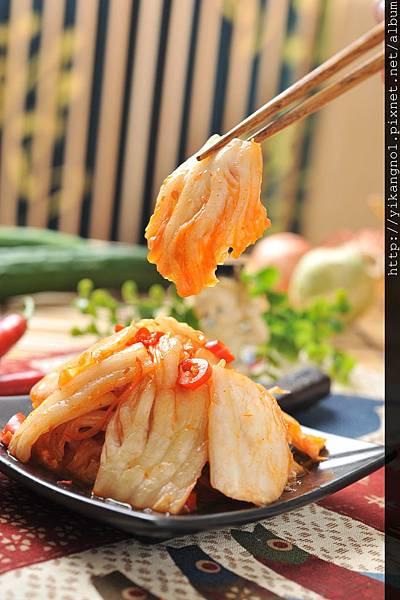 益康美食-招牌韓式泡菜11