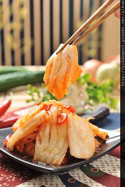 益康美食-招牌韓式泡菜12
