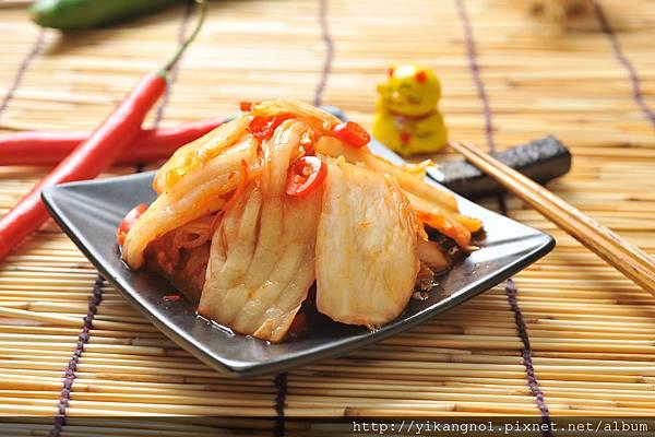 益康美食-招牌韓式泡菜14