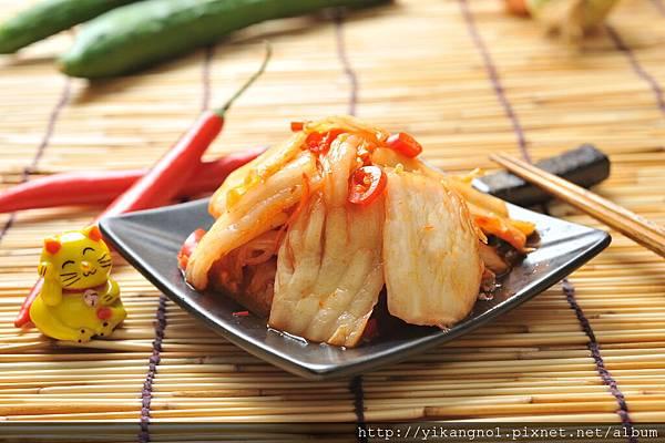 益康美食-招牌韓式泡菜15