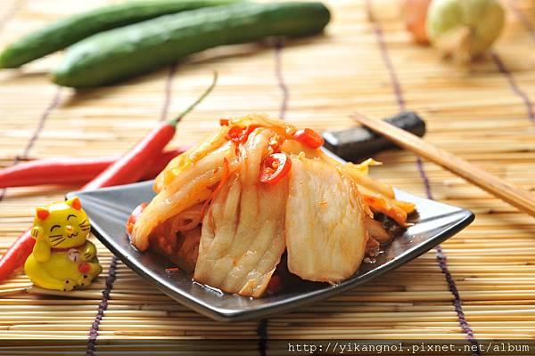 益康美食-招牌韓式泡菜17