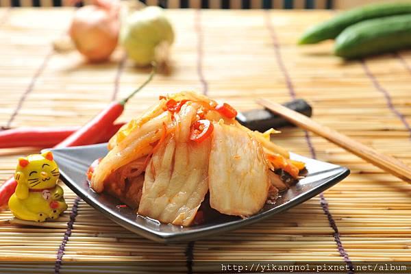 益康美食-招牌韓式泡菜18