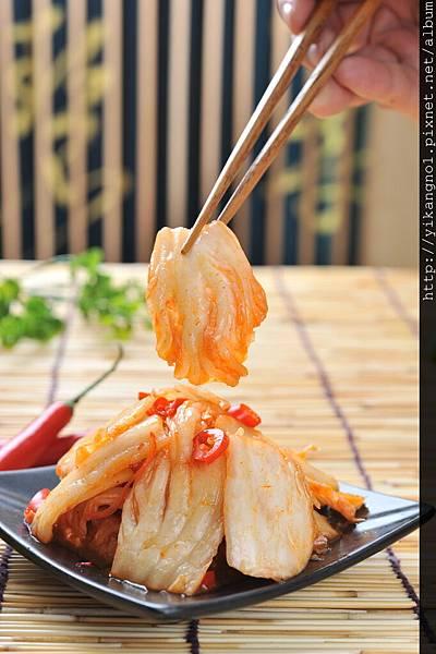益康美食-招牌韓式泡菜20