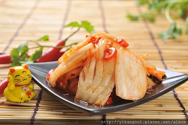 益康美食-招牌韓式泡菜23