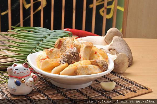 益康美食館-黃金杏苞菇1