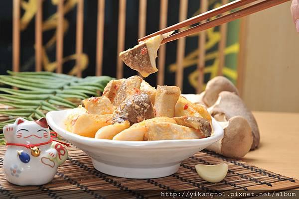 益康美食館-黃金杏苞菇3