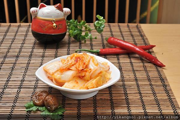 益康美食館-紫蘇梅泡菜1