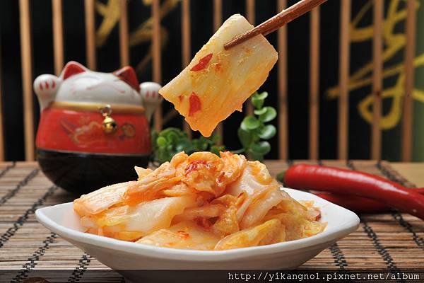 益康美食館-紫蘇梅泡菜2