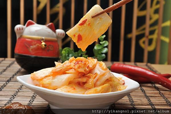 益康美食館-紫蘇梅泡菜3