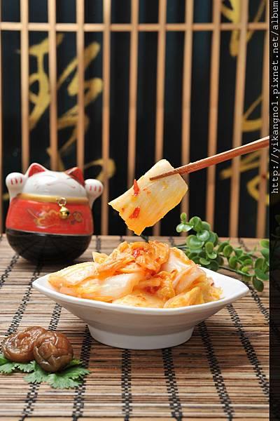 益康美食館-紫蘇梅泡菜4