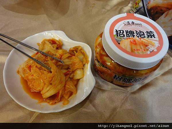 益康招牌韓式泡菜(微辣)
