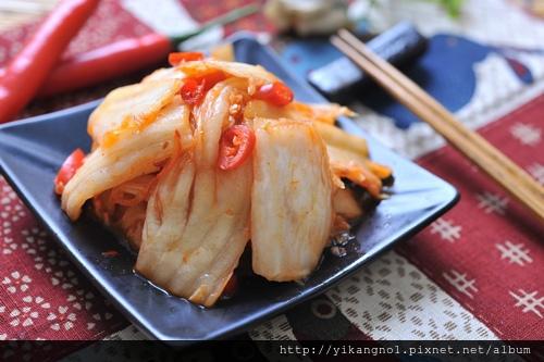 韓式泡菜作法