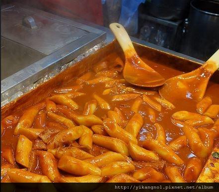 韓式料理熱量
