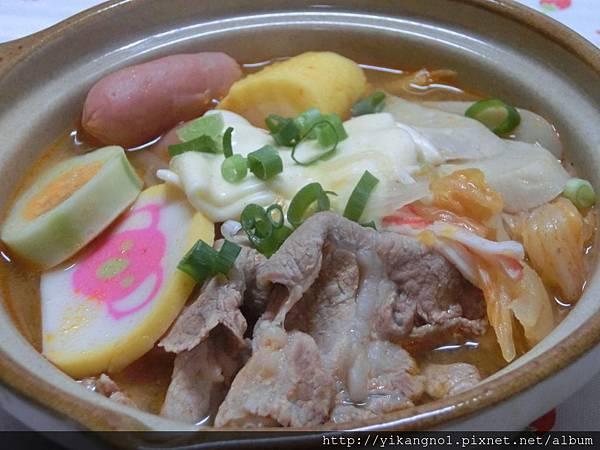 自製泡菜鍋湯底