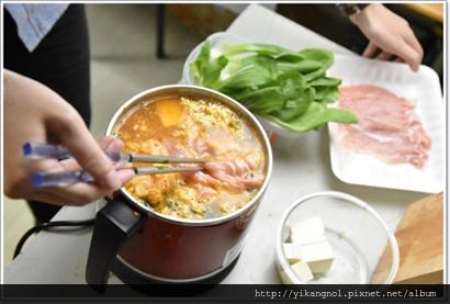 簡易韓國部隊鍋作法