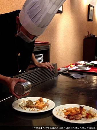 20130615真愛鐵板燒廚師2