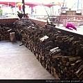 柴燒的必備材料