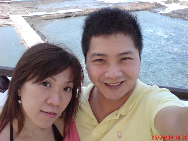 黏黏與熊寶貝in 龍洞南口海洋公園