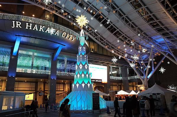 博多車站-光の塔