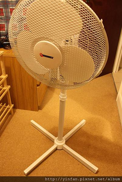 直立式大電風扇