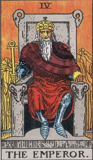 04 The Emperor 皇帝